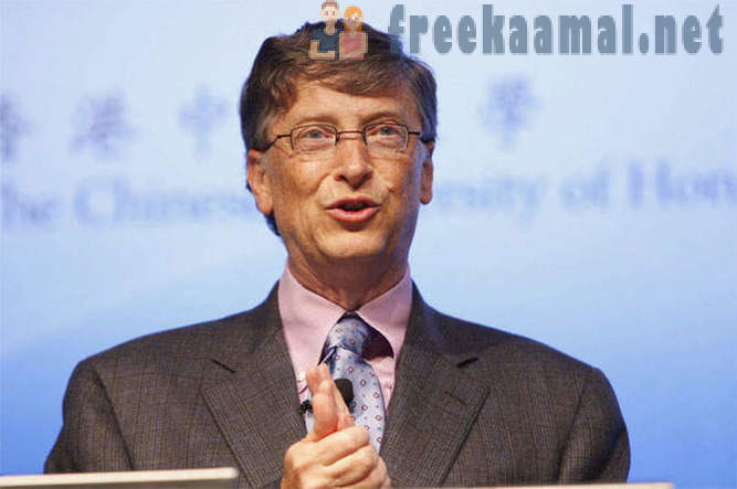 Rules Bill Gates liiketoiminta